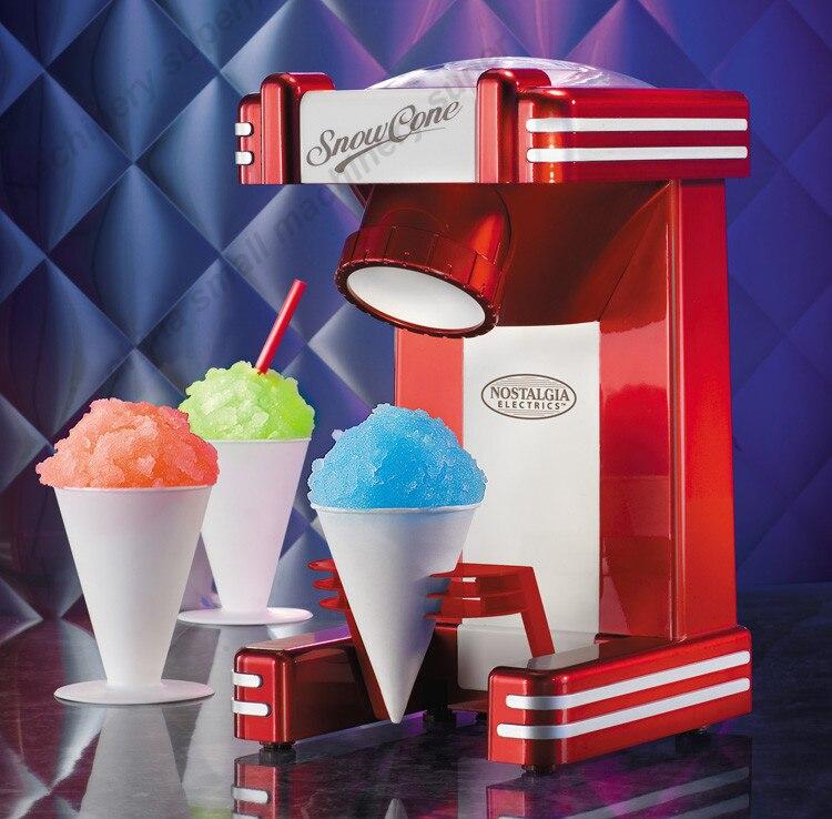 Automatic Commercial Slushy Ice Machine,ice Crusher, Ice Shaving Machine