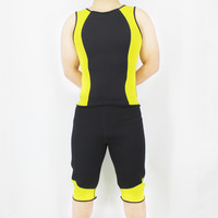 Riaude New Body Shapers Vest New Slimming Vests Neoprene Waist Trainer Sweat Vest Corset Tummy Belly Shirt Shapers T Shirt Sauna