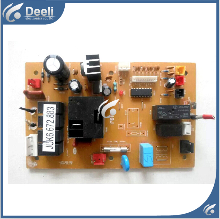 все цены на 95% new good working for Changhong air conditioning motherboard Computer board JUK6.672.883/JUK7.820.381 good working онлайн