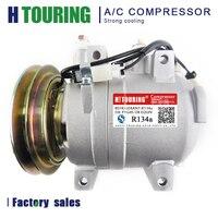 DKV14C NEW AC Compressor For Car KIA GRAND SPORTAGE 2.0L 1995 2002 5060212352 5062211370 5632052074 0K01A61450A R03703