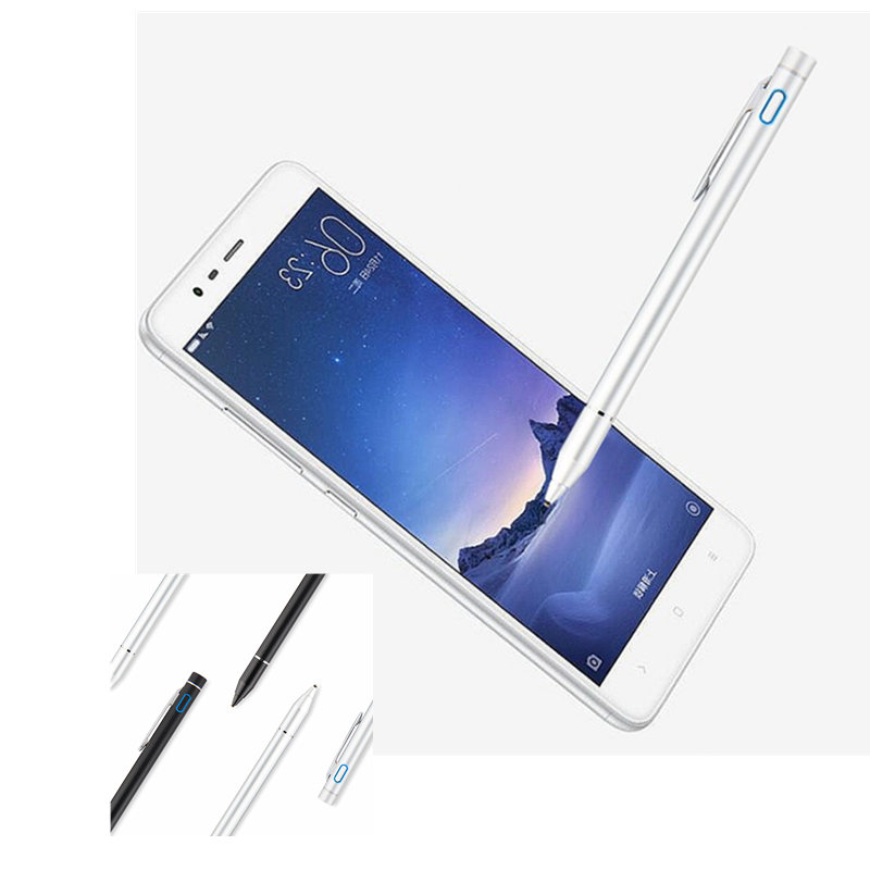 Active Pen Capacitive Touch <font><b>Screen</b></font> Pencil Stylus For <font><b>Teclast</b></font> M20 T20 4G LTE Network P80H P80 Pro P10 T10 <font><b>A10S</b></font> Quad Core Tablet image