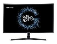 "Samsung Curved Gaming Monitor LC27HG70, 68.6 cm (27""), 2560 x 1440 pixels, Quad HD, LED, 1 ms, Blue, Grey"