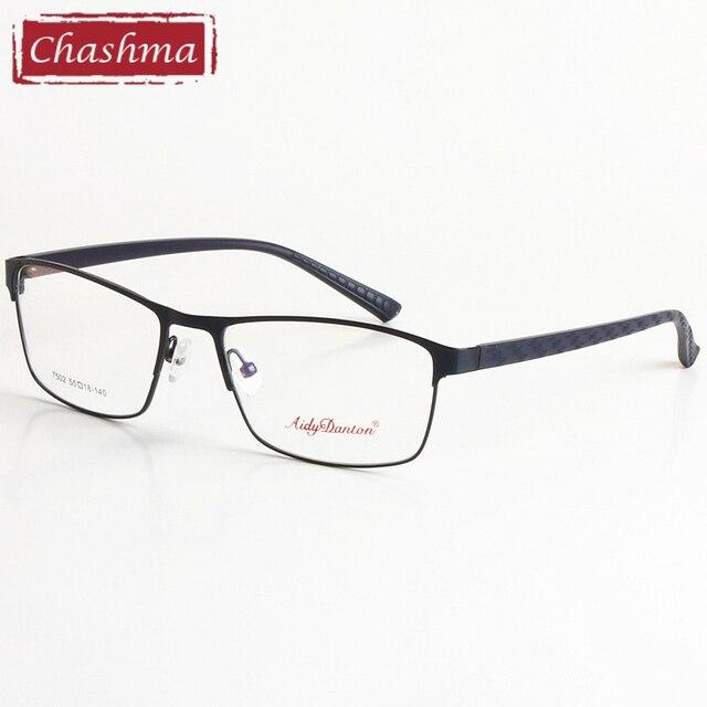 Чашма Большие Очки Мужчина Очки Кадр Классический Дизайнер Оптические Очки Кадров для Мужчин