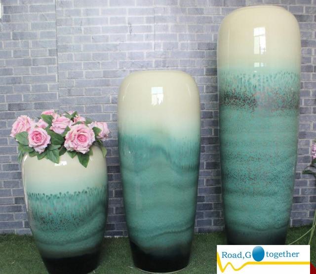 Ceramic Vase Artistic Ornaments Large Vase Ornamentsbig Vase
