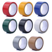 5cmx10M Duct Tape Single-sided Carpet Cloth Waterproof High Temperature Resistance High Viscosity Tape
