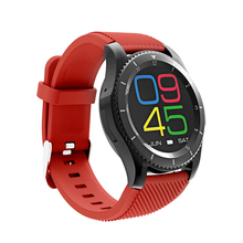 NEW G8 Smartwatchs Bluetooth 4.0 fitness tracker SIM Card Heart Rate Blood pressure smart watch For Android IOS Free Shipping