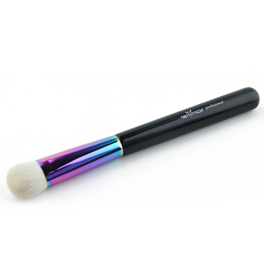 Anmor Goat Hair Large Fluff Brush High Quality Highlighting Makeup