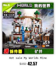 Online Shop Lepin Pcs My World The Farm Minecraft Building - Minecraft maps fur kinder