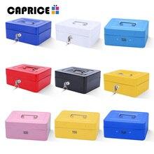 Sicherheit Bank Safe sparschwein Anzahlung Geld Box Saving Fall Passwort Keylock Geheimnis Make Up Boxen Hause Dekorationen Größe M TH