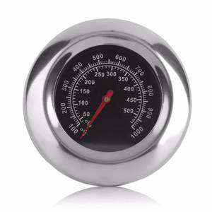Stainless Steel Barbecue BBQ Grill Thermometer Temp Gauge Outdoor Camping Cook Food Tool oven thermometer Kitchen Dining Tools