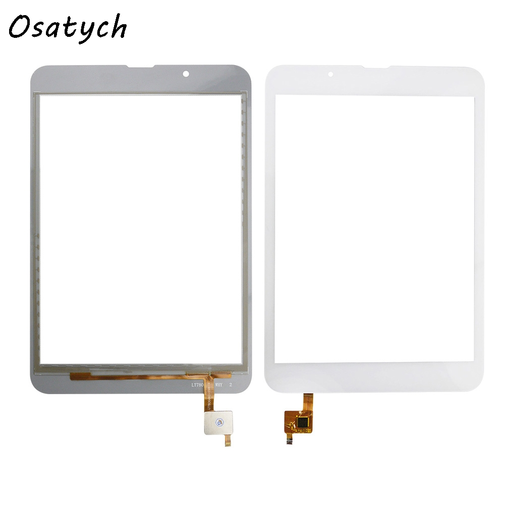 New 7.85 Touch Screen for White Wexler Tab 8q Tablet Digitizer Glass Panel  Sensor Replacement Free Shipping original new 10 1 inch touch panel for acer iconia tab a200 tablet pc touch screen digitizer glass panel free shipping