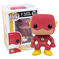 FUNKO POP! DC COMICS Super Heroes #10 The Flash Vinyl Figure Collectible Model Toy