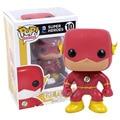 Funko pop! dc comics super heroes #10 o flash de vinil figura collectible toy modelo
