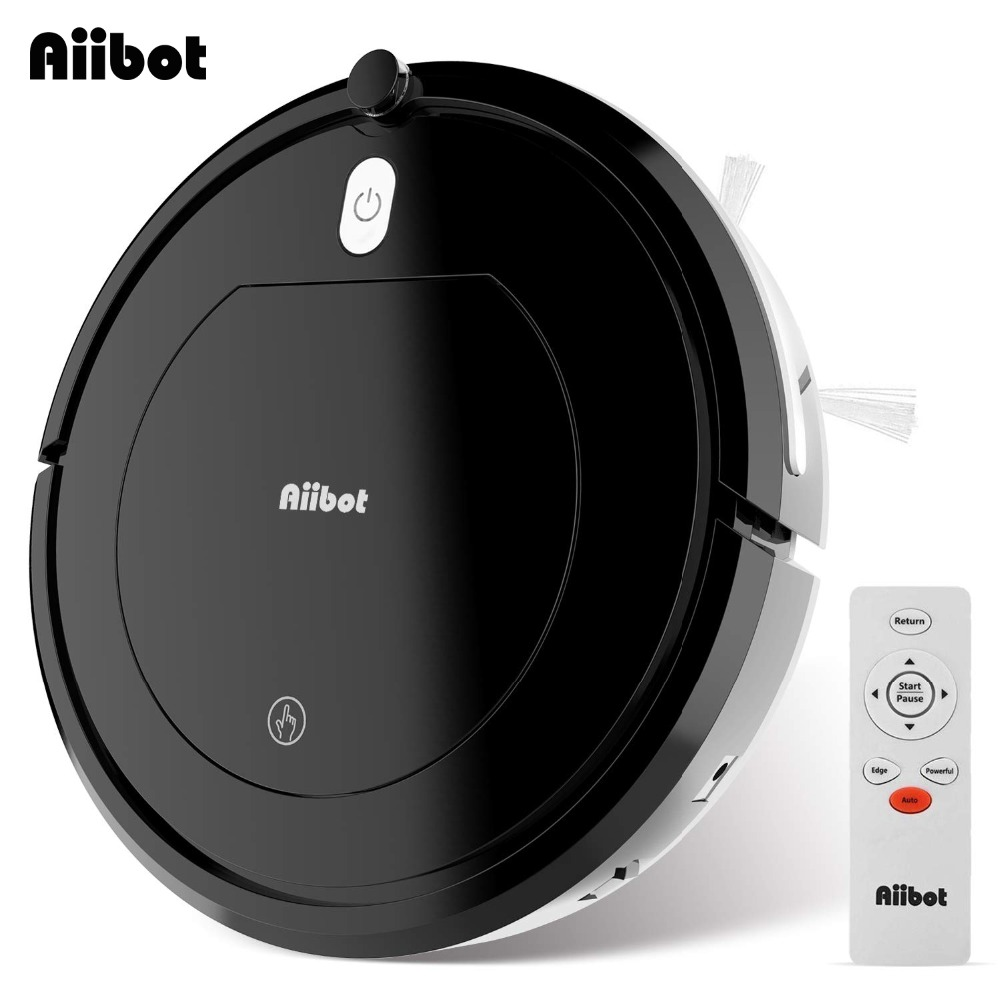 Aiibot Robot Vacuum Cleaner & Smart Robot Cleaner With Strong Suction & 3 Cleaning Modes & Super Quiet (T289-Black)Aiibot Robot Vacuum Cleaner & Smart Robot Cleaner With Strong Suction & 3 Cleaning Modes & Super Quiet (T289-Black)