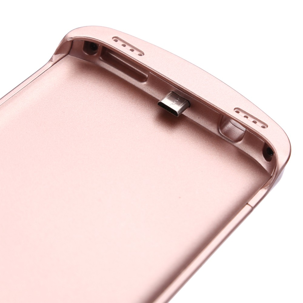New 5200Mah Phone Power Case For Samsung Galaxy S7 edge Portable External Power Case Battery Charger s7 edge Backup Charger Case