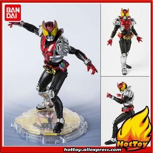 "Image 1 - 100% Original BANDAI GEISTERN Tamashii Nationen S. h. figuarts (SHF) Action Figure Masked Rider Kiva Kiva Form ""Kamen Rider Kiva"""