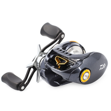 New 100% Original DAIWA Brand ZILLION TW 1516H RIGHT Left Hand Baitcasting Fishing Reel 6.3:1 8+1BB 215g Max Drag 5kg saltwater