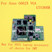 Graphics Card FOR G60JX PN 60-NYLVG1000-C11 GTS360M GTX 360M N11E-GS1-A3 DDR5 1GB MXM VGA Video Card for ASUS G60 G51JX Notebook
