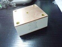 DCC capacitor ressonante 500A soldador de Alta freqüência de aquecimento Por Indução capacitância de capacitores 1 UF 700VAC refrigerado a água