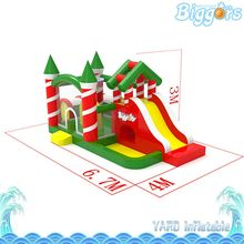 Biggors PVC inflatable water park outdoor games for commercial use