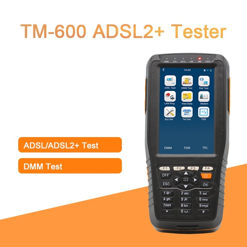 New Arrival Multi functional ADSL2 Tester ADSL Installation Maintenance