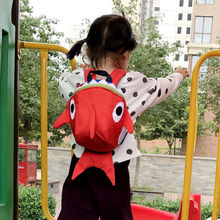 Cartoon Harnesses Leashes Baby Toddler Keeper Anti-lost Bag Walking Wings Safety Harness Backpack Strap Bag 6 Colors super cute bear toddler anti lost backpack harness leash bag walking baby leashes bag toddler walker safety harness bag