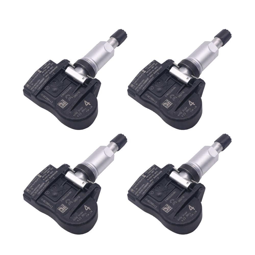 Для 2016-2024 Nissan NP300 433 МГц датчик давления в шинах, шина датчик давления воздуха 407005663R 407003VU0A 407003VU0B 40700-3VU0A 40700-3VU0B