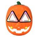 ALEGRIA MAGS Helloween Decoração Pretend Play Toy Cosplay Jack Lâmpada Abóbora-o-lanterna
