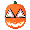 JOY MAGS Helloween Decoration Pretend Play Cosplay Toy Pumpkin Lamp Jack-o-lantern