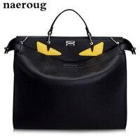 New Luxury Handbags Women Bags Designer Large Monster Bags Brand Men Women Genuine Leather Totes Famous