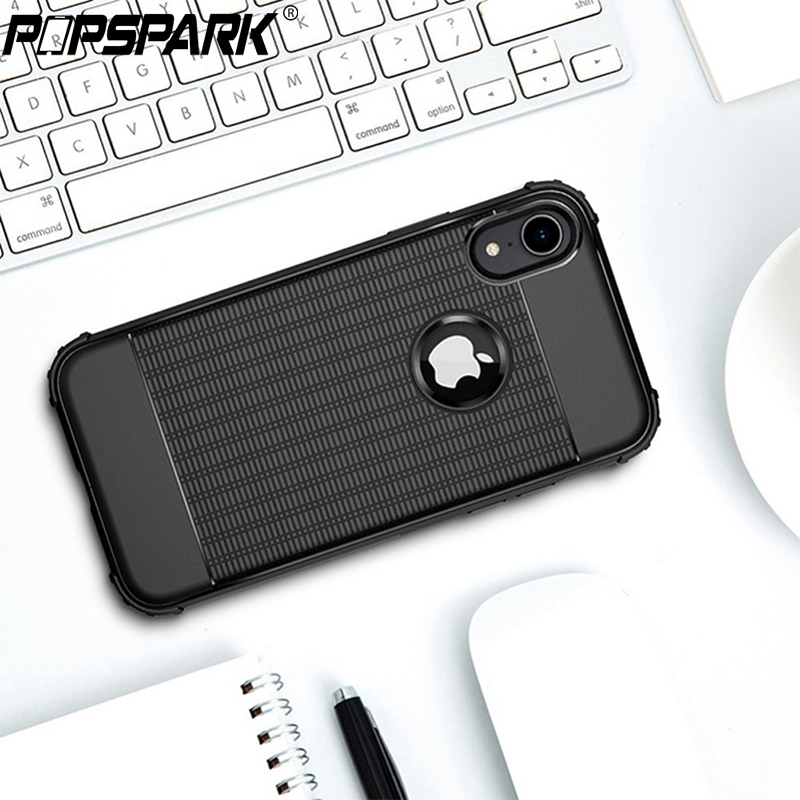 Case For iphone X 7 8 6 6S plus cases for iphone Xs Max XR Anti-Scratch Mobile