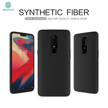 NILLKIN Synthetic Fiber Phone Case For Oneplus