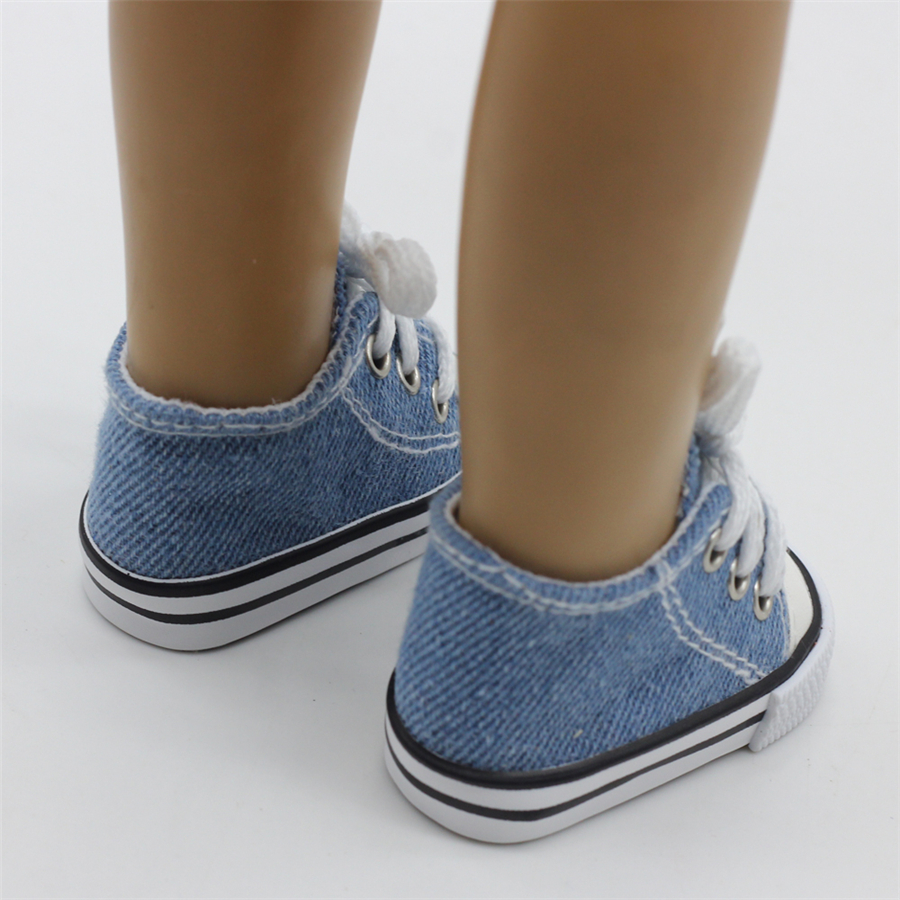 Mini Sneakers Canvas Shoes 04