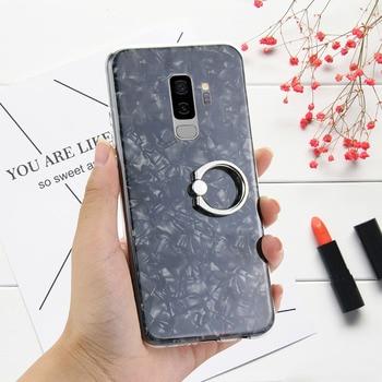 Colorful Glitter Galaxy S9 Plus Case