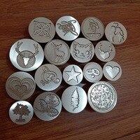 Animal Wax Seal Stamp With Rose Wood Handle Creative Logo Wedding Sealing Wax Stamp Diy Baby