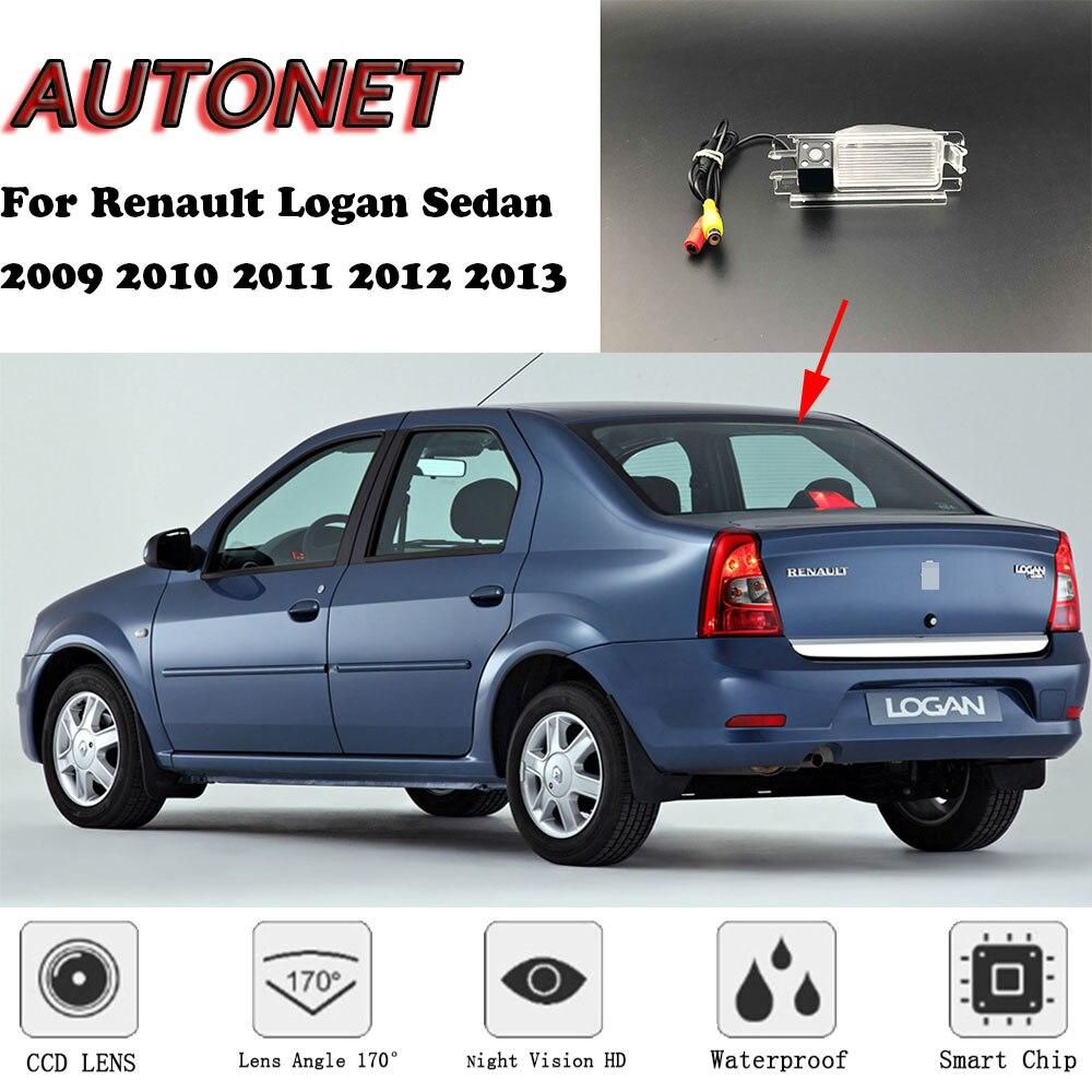 AUTONET Backup Rear View Camera For Renault Logan Sedan 2009 2010 2011 2012 2013/parking Camera Or Bracket