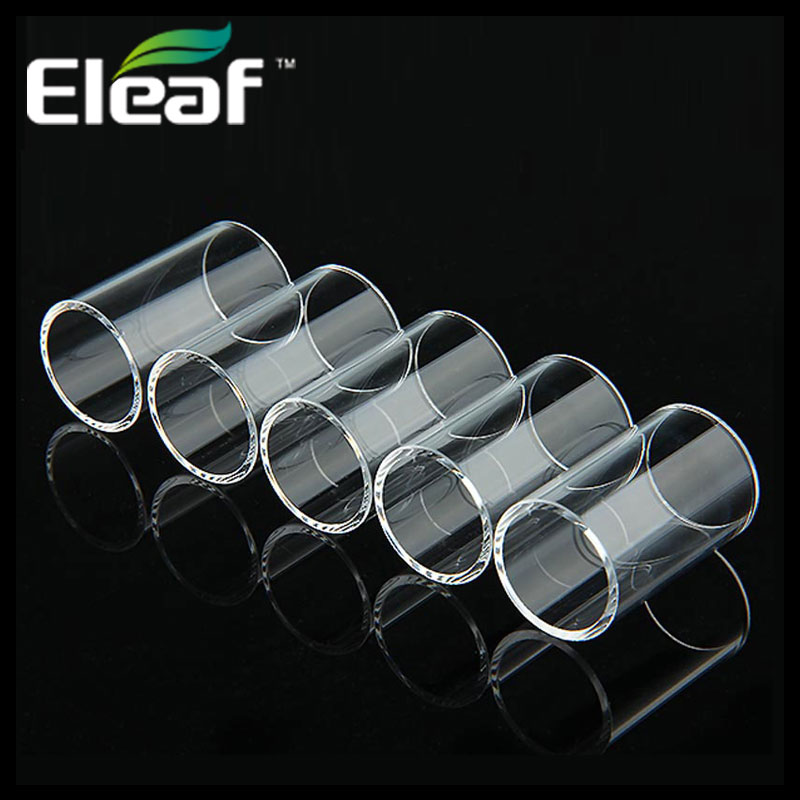 цена на Original 5pcs Eleaf Lemo 3 Tank Glass Tube Pyrex Glass Tubes for Melo3/ Lemo/ Lemo 2/Lemo 3/ Melo 2/ Melo 3 Mini Atomizer