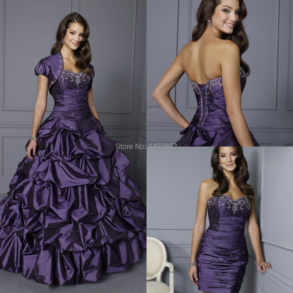 Popular Detachable Quinceanera Dresses-Buy Cheap Detachable ...