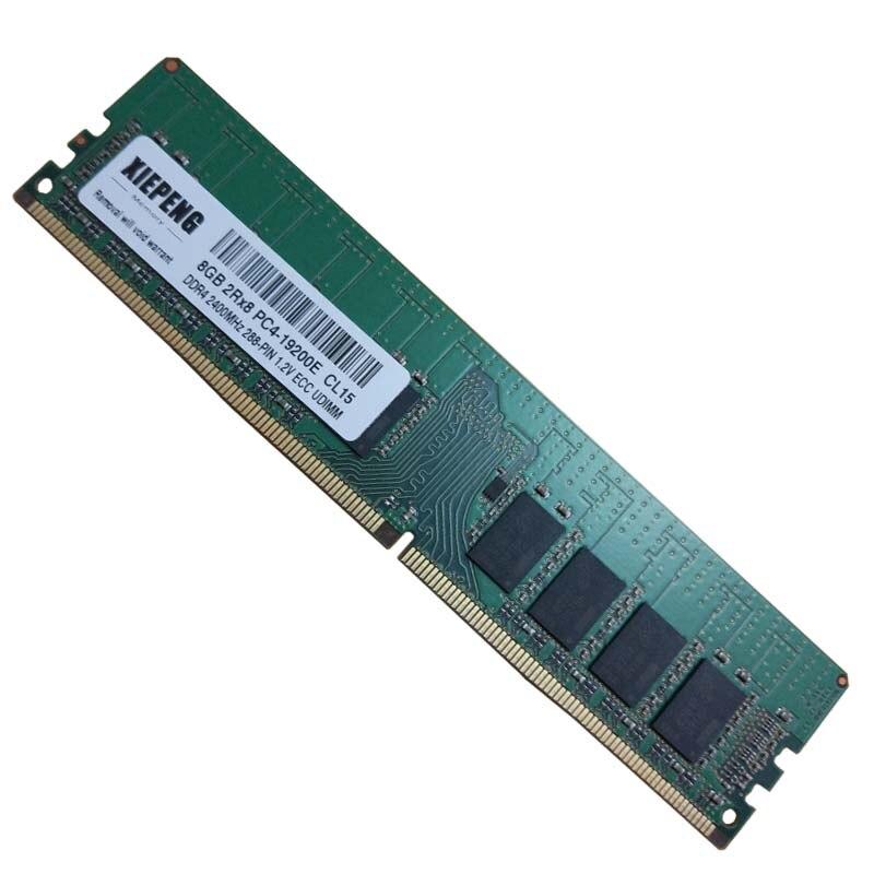 for Dell PowerEdge R330 R230 C8000 T3420 T3620 Workstation RAM 8GB 2rx4 PC4 17000 ECC Unbuffered