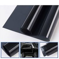 HOHOFILM 1.52x6m 10%VLT Solar tint Auto window tint 2ply UV Projection Film House Glass Sticker High UV Proof Window Film
