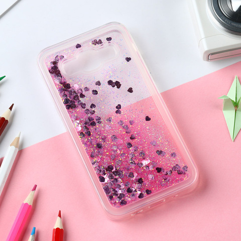 Glitter Liquid Silicone Cases For Samsung Galaxy J5 2015 Case Soft TPU Coque For Samsung Galaxy J500 Cover Phone Fundas Covers Islamabad