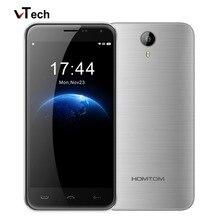 Оригинал HOMTOM HT3 Pro 4 Г смартфон 5.0 дюймов HD Android 5.1 2 ГБ RAM 16 ГБ ROM MTK6735 Quad Core 13.0MP Камеры Мобильного телефон