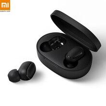 Xiaomi беспроводные наушники Air/AirDots Молодежная версия/Redmi AirDots Bluetooth 5,0 гарнитура Mic Touch control стерео в наличии