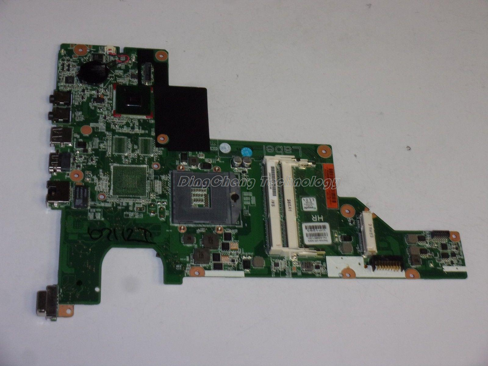 SHELI laptop Motherboard For hp CQ43 430 630 646671-001 with integrated graphics card 100% fully tested OK Good working 578002 001 free shipping laptop motherboard for hp cq61 g61 motherboard 578002 001 integrated gm45 fully tested ok
