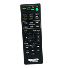 New OEM Remote Control RM-ANP109 RM-ANP105 for Sony AV SYSTEM Channel Surround WITH Sound Bar Wireless Subwoofer Home Theater