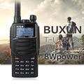 (1 PCS)Black KSUN protable radio UV-K4PLUS Dual Band UHF VHF Two Way Radio for Baofeng UV-5R/BaoFeng UV-82 walkie talkie
