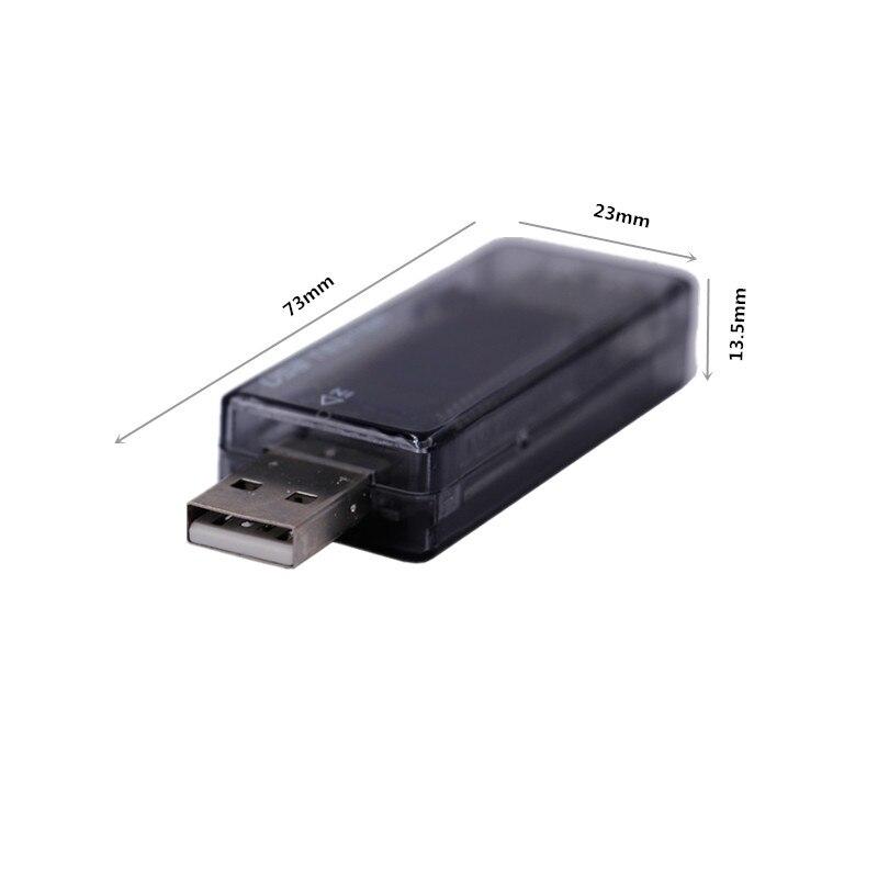 kõrge kvaliteediga USB-testri laadija voolu pinge laadimisdetektor - Mõõtevahendid - Foto 3