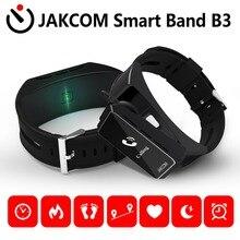 Оригинал JAKCOM Smartband B3 Bluetooth Водонепроницаемый Браслет Спорт Сердечного ритма Фитнес Tracker Браслет Для iPhone 7 Android-Телефон