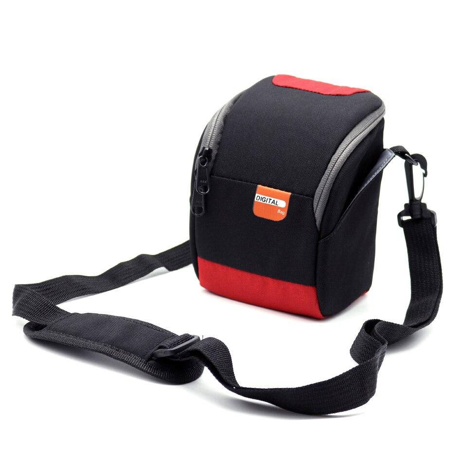 Camera Shoulder Strap Shockproof Bag Case Cover for Sony RX100 RX100 M3 M4 II RX100V RX100II Canon EOS M10 M2 M3 Nikon Panasonic