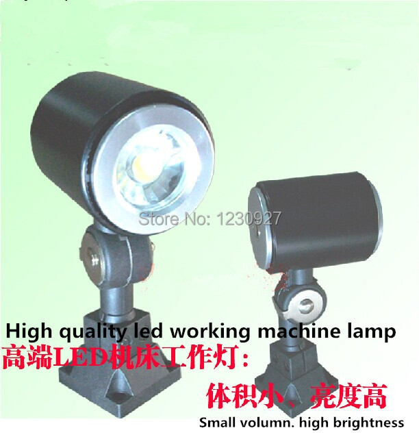 Haute Qualite Cnc 10 W 24 V Led Machine Outil Lampe De Travail Tous
